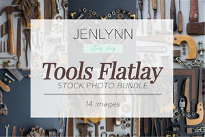 Tools Flatlay Bundle JPG