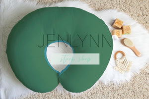 Nursing Pillow Cover Mockup #1
