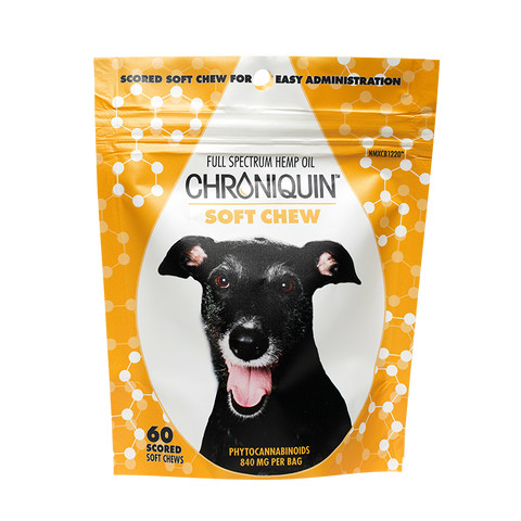 Chroniquin™ Hemp Oil Soft Chews