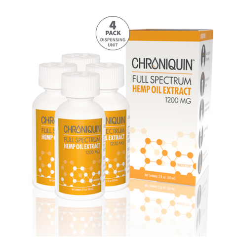 Chroniquin™ Hemp Oil Extract