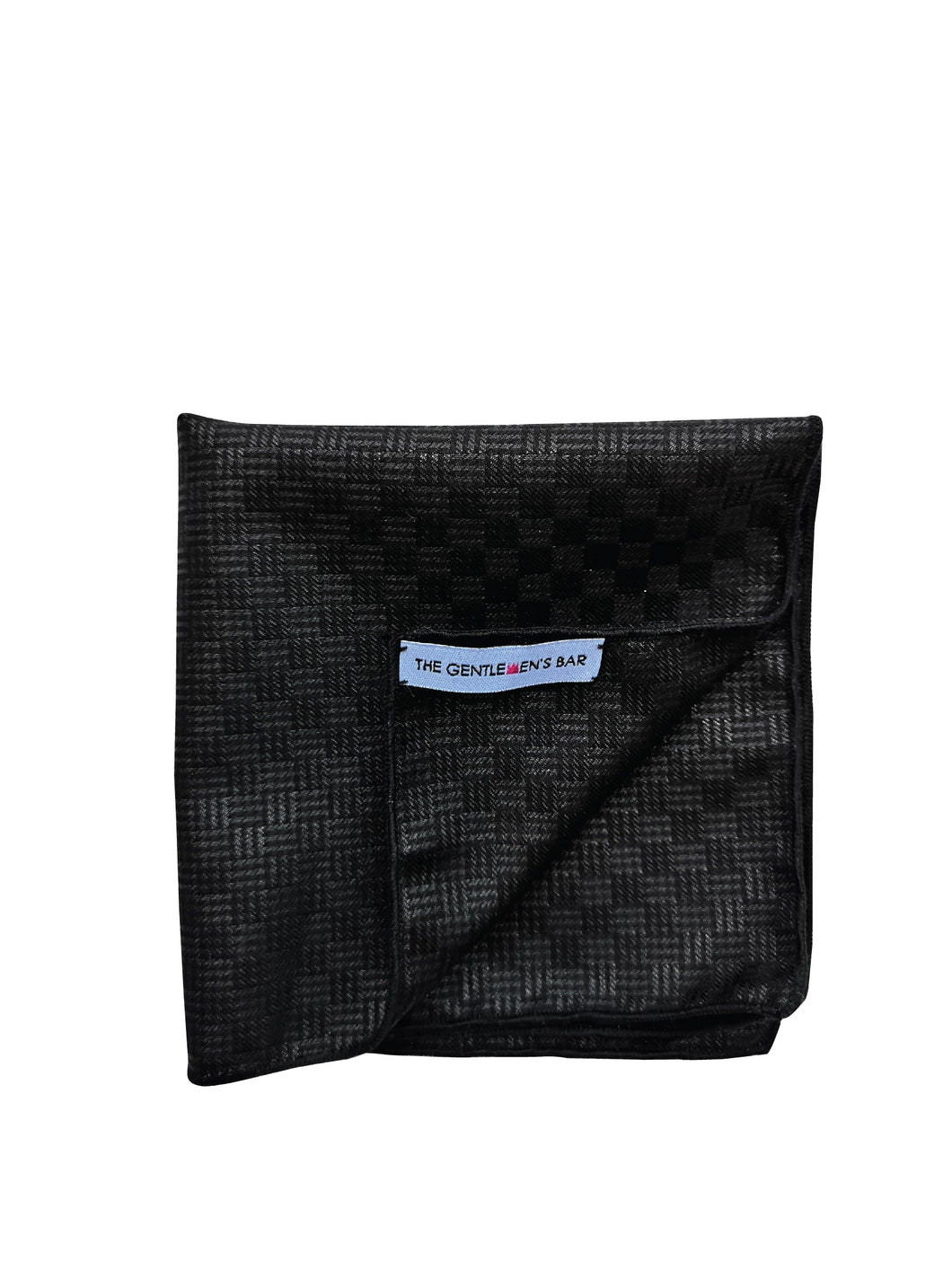 THE MARTELL B POCKET SQUARE