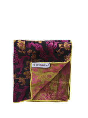 THE ARAKAN P POCKET SQUARE