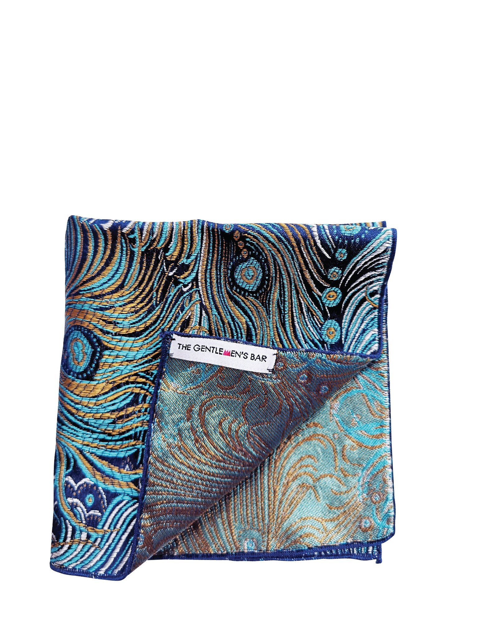 THE FEZA B  POCKET SQUARE
