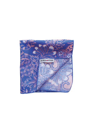 THE GAZSI POCKET SQUARE