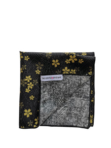 THE SAKURA B POCKET SQUARE