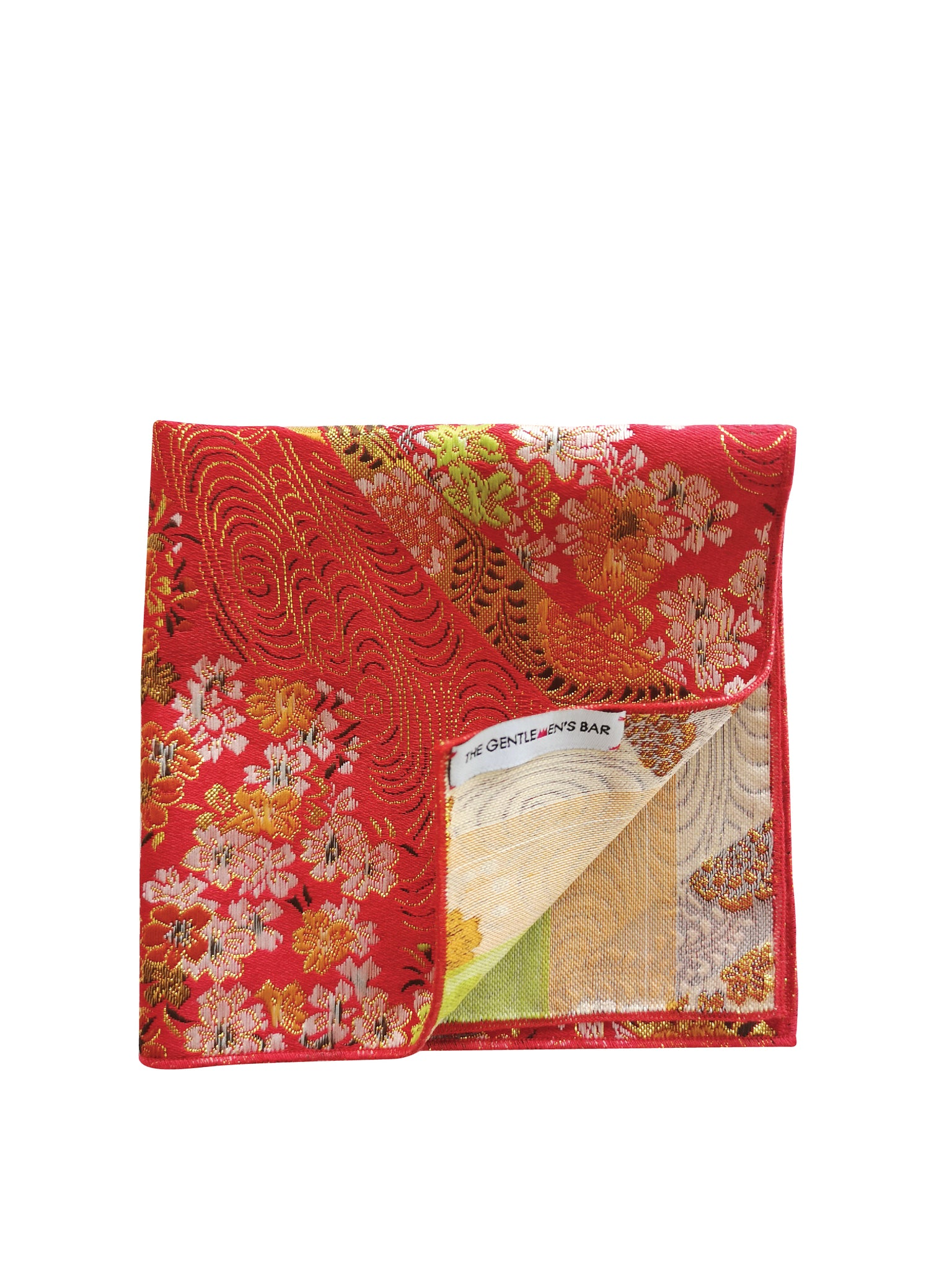 THE SANYU R POCKET SQUARE