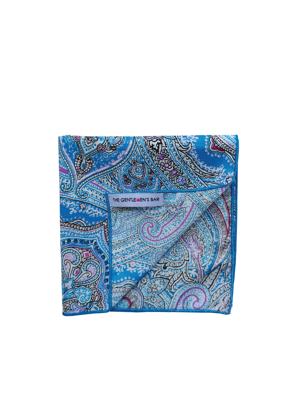 THE HILMI L.B. POCKET SQUARE