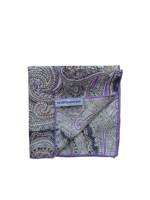 THE HILMI L.G. POCKET SQUARE