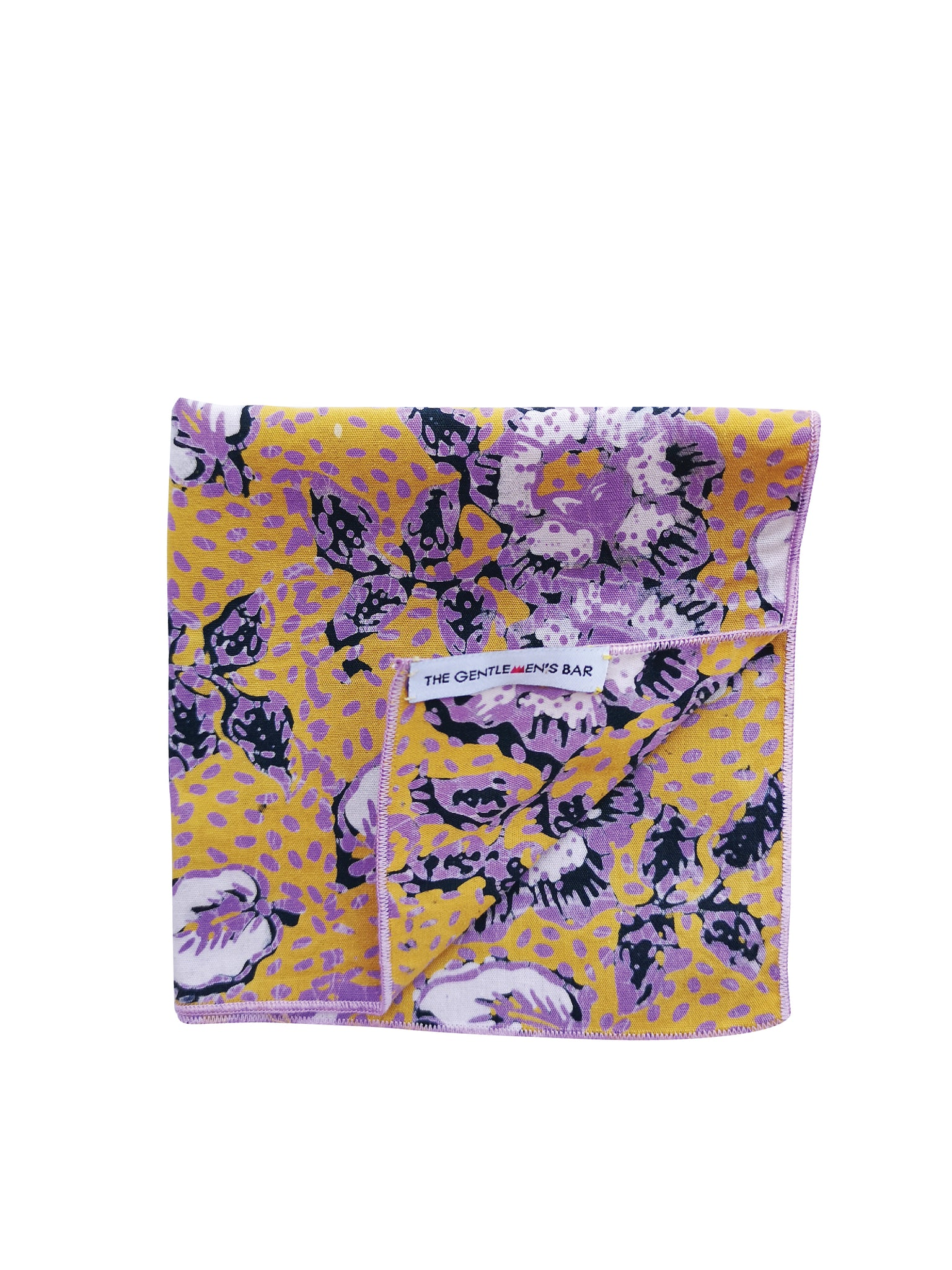 THE YUREEQ Y POCKET SQUARE