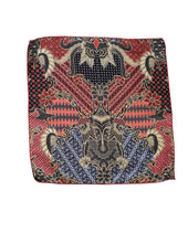 Load image into Gallery viewer, THE BEHNAM R POCKET SQUARE