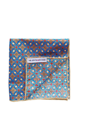 THE EMIR B POCKET SQUARE
