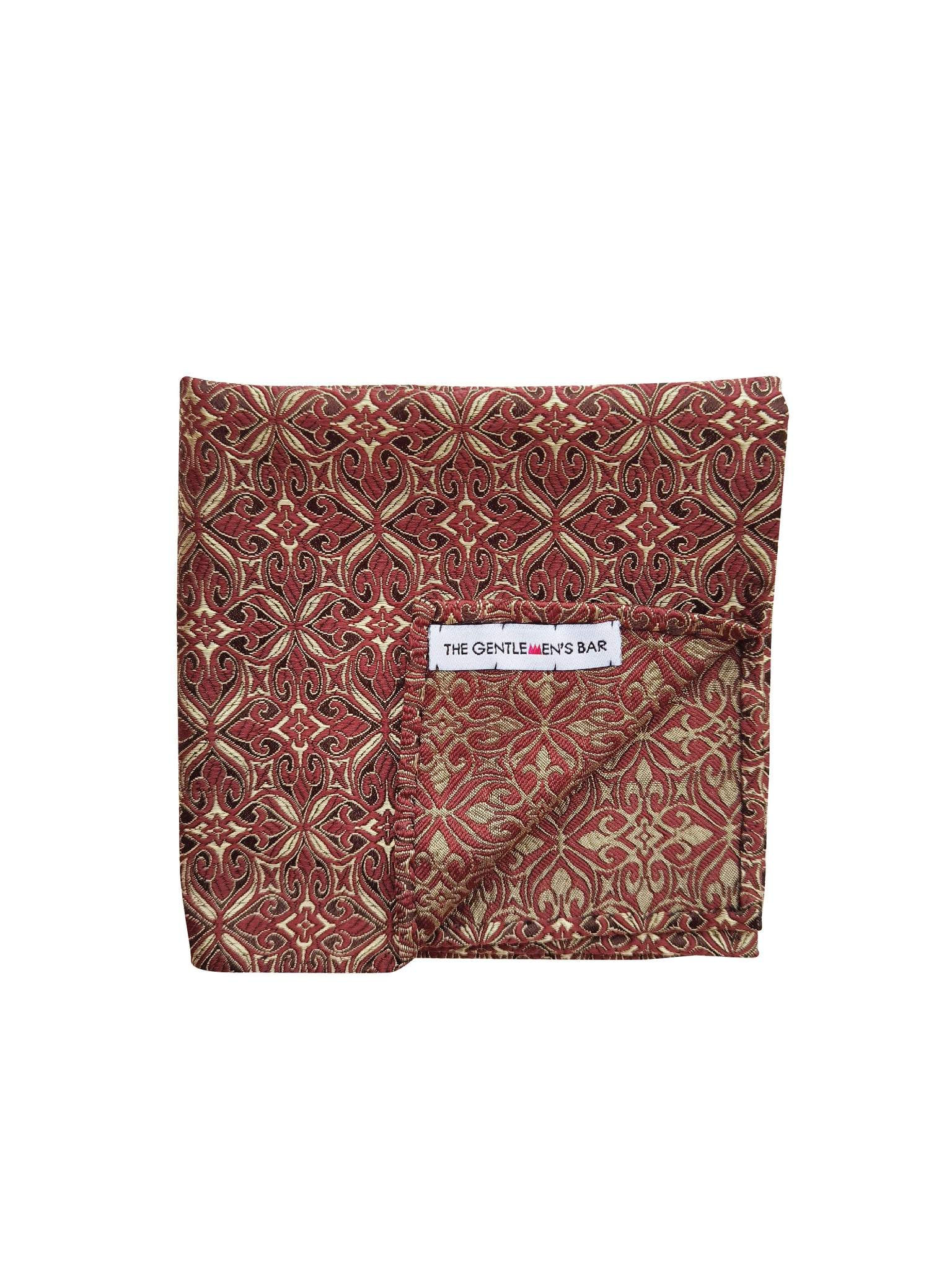 THE SOLDATE BR POCKET SQUARE