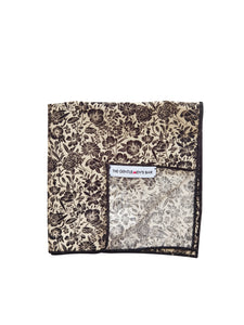 THE KNIGHTSHAYES POCKET SQUARE