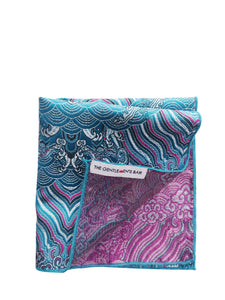THE NAMI T POCKET SQUARE