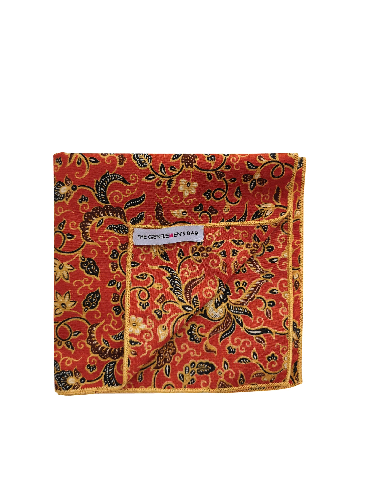 THE NIJAT O POCKET SQUARE