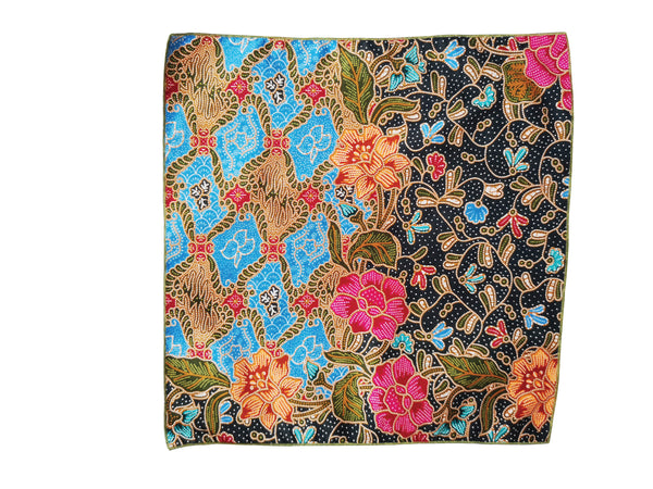 THE RAAHIM POCKET SQUARE