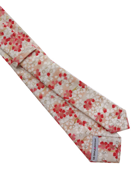 THE SAKURA PW TIE