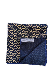 THE SHUN POCKET SQUARE