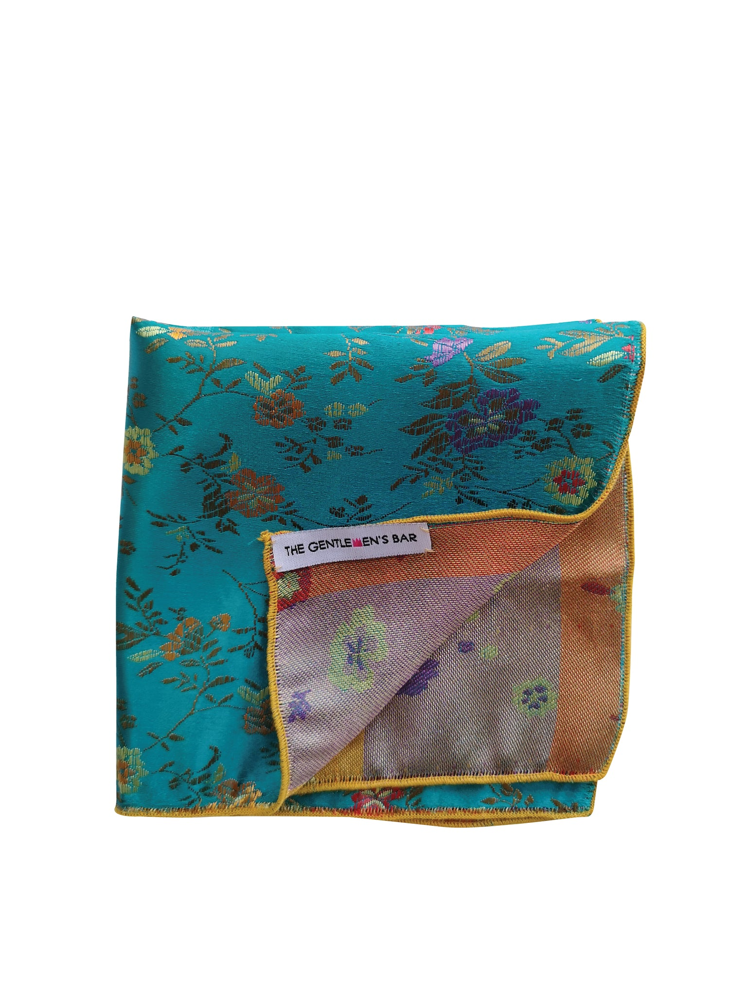 THE YUKA POCKET SQUARE