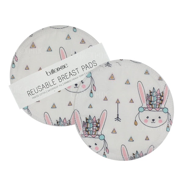 Reusable Breast Pads - Single Pair