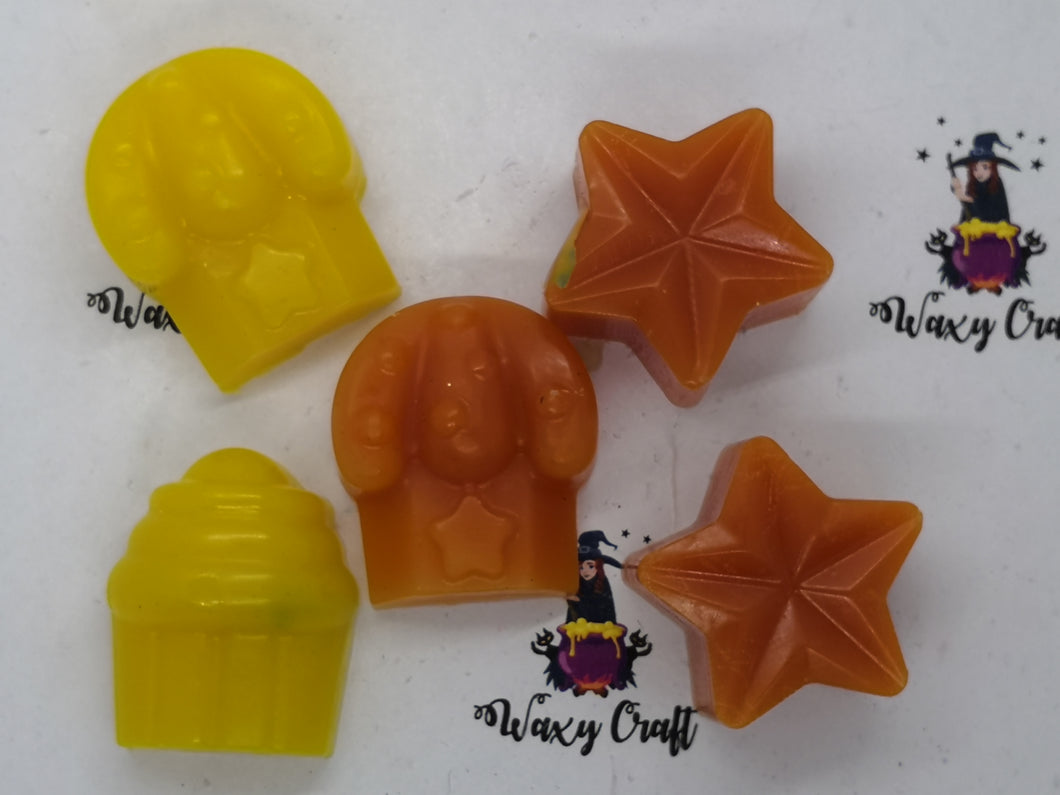 Candy Corn Maze Mini Melts