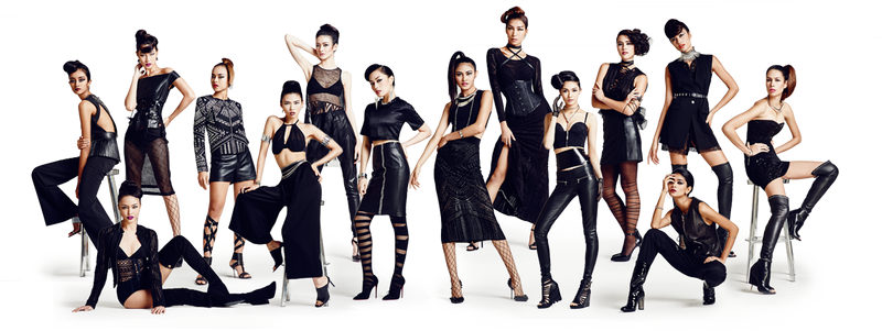 Asia's Next Top Model Season 4 Sponsorship, Feb 2016