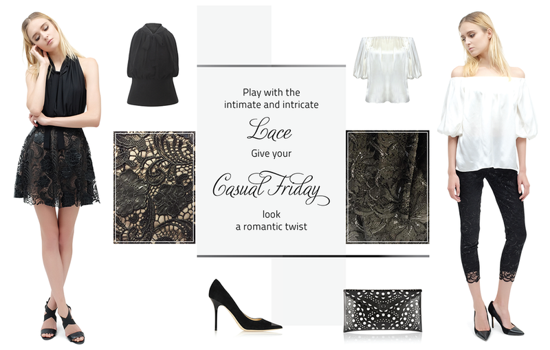 Styling tips for Casual Friday