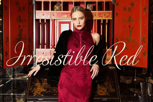 What's In Store This Fall/Winter At S.Nine? Pt. 3 Irresistible Red