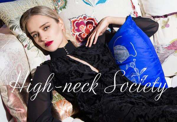 What's In Store This Fall/Winter At S.Nine? Pt. 6 High-neck Society