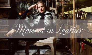 What's In Store This Fall/Winter At S.Nine? Pt. 8 Moment in Leather