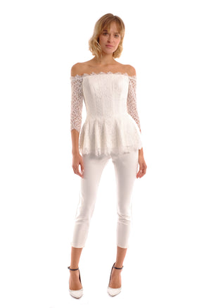 Kaia Lace Top