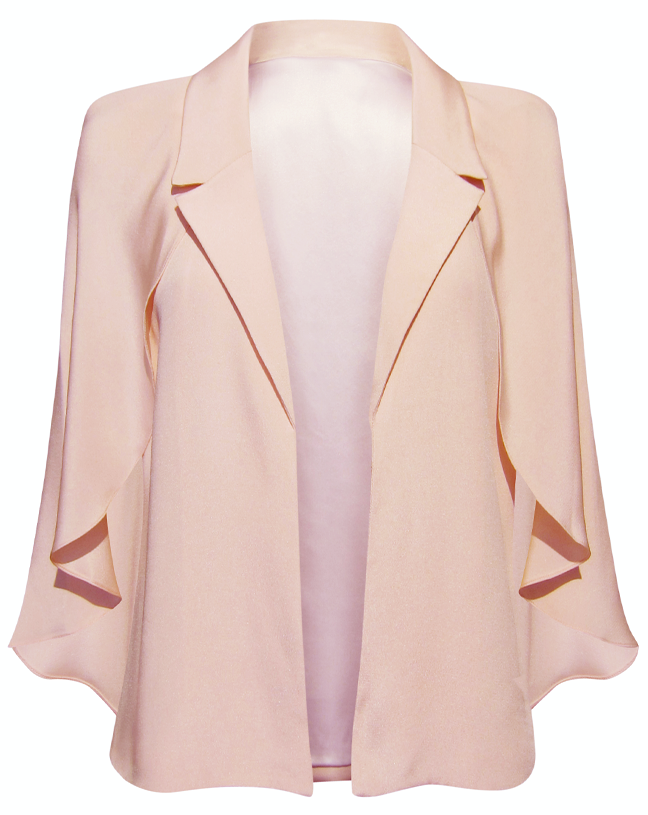 Larisa Cape Jacket