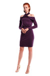 Jovina Long Sleeves Dress