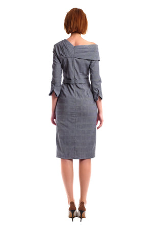 Deanne Asymmetric Dress
