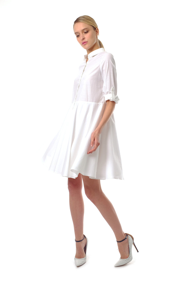 Kelly Shirt Dress