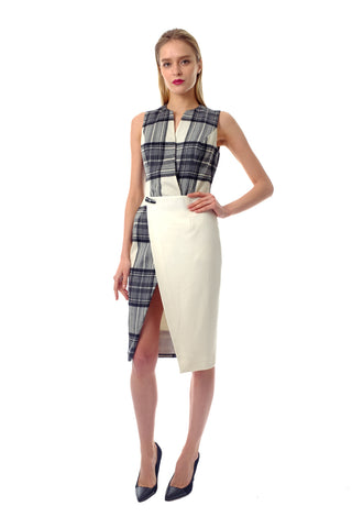 Pia Wool Dress