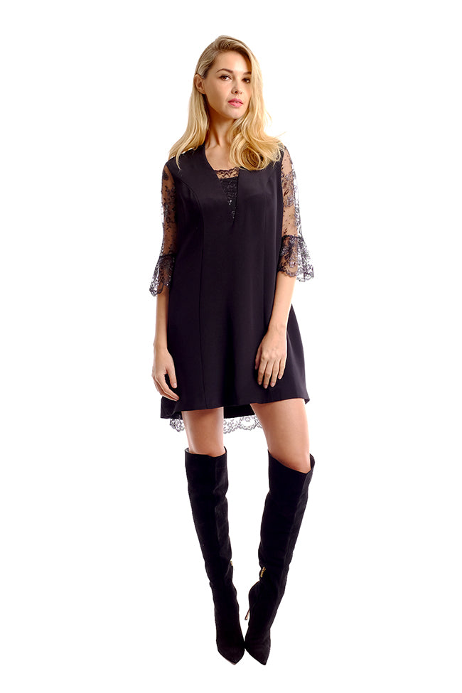 Theresa Lace Dress