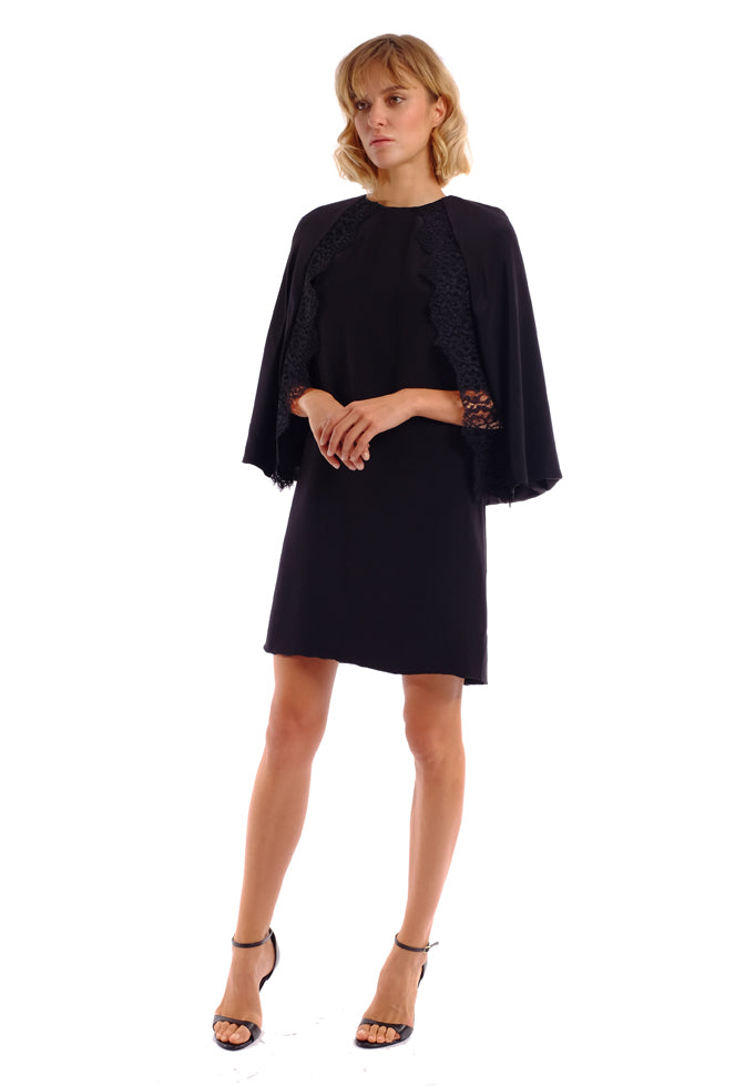 Willow Cape Dress