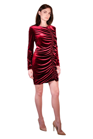 Katarina Velvet Dress (CNY Edition)