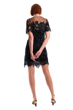 Moisella Lace Dress