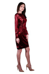 Nikita Velvet Dress (CNY Edition)