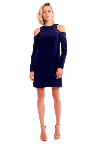 Vera Shoulder Cutout Dress
