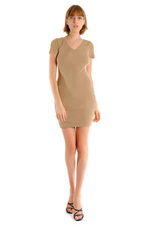 Elly Short Sleeves Dress