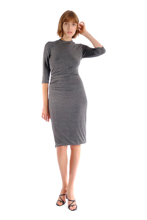 Zoe Mid-Sleeves Dress