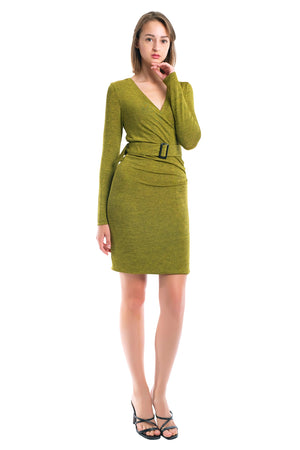Karmina Wrap Dress