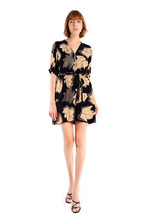 Tally Shirt Dress