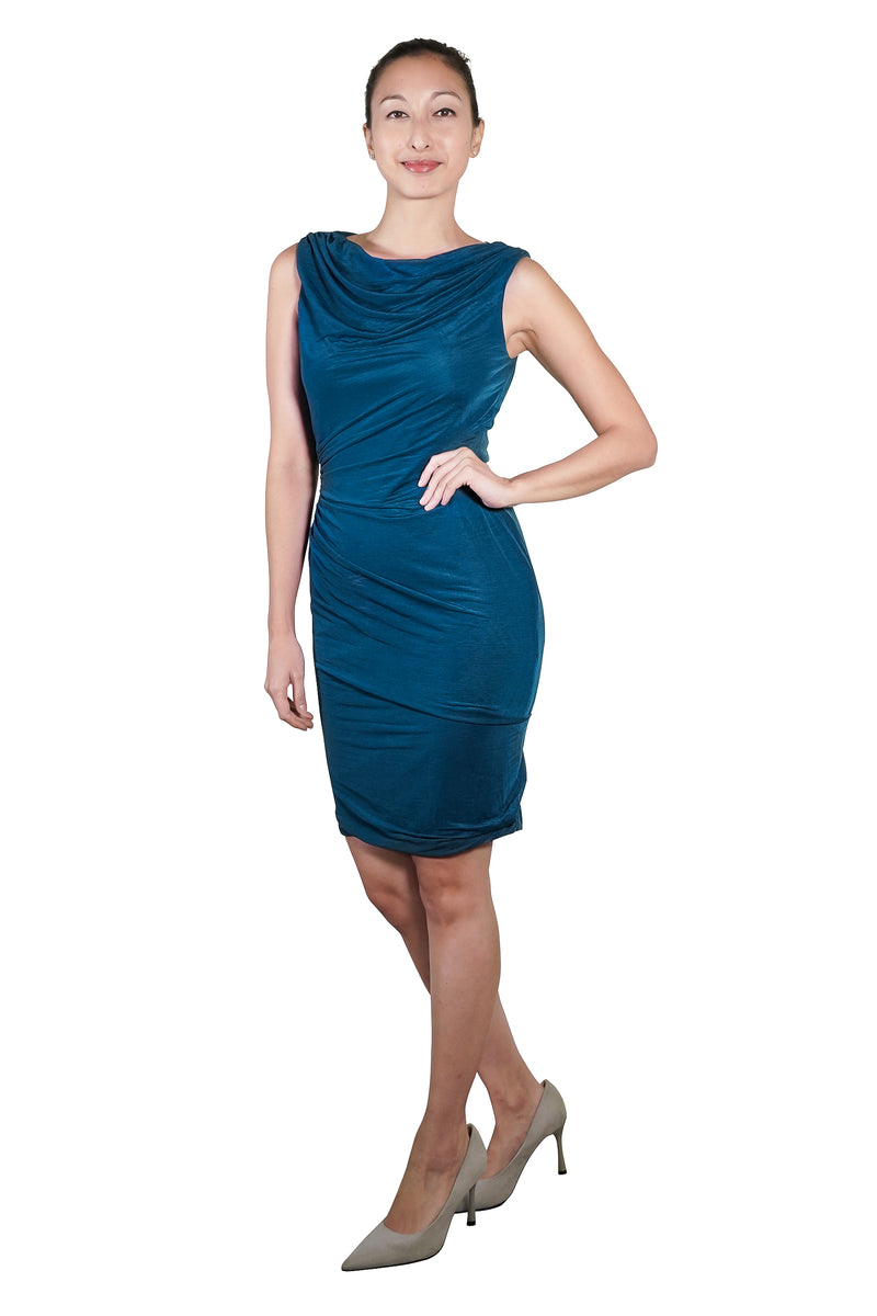 Annika Sleeveless Dress