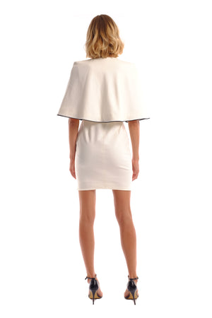 Paige Cape Dress
