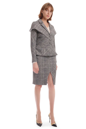 Lorita Tweed Skirt
