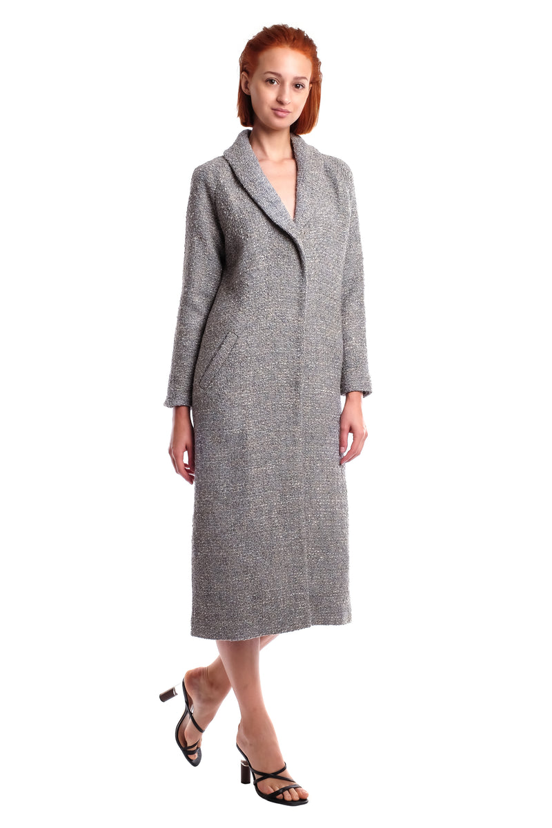 Cassina Wool Maxi Coat